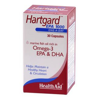 Hartgard EPA Health Aid - 30 cápsulas