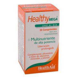 Healthy Mega Health Aid - 60 comprimidos