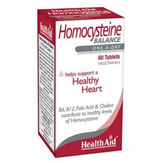 Homocysteine Complex Health Aid - 60 comprimidos