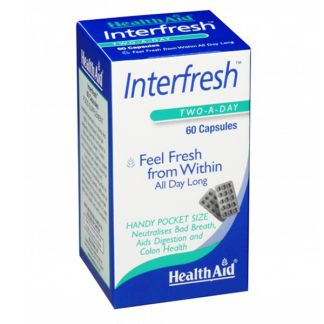 Interfresh Health Aid - 60 cápsulas