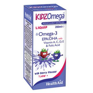 KidzOmega Health Aid - 200 ml.