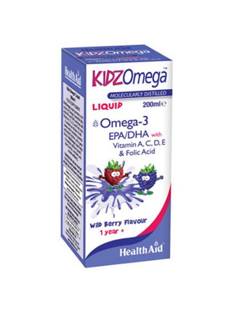 KidzOmega Health Aid - 200 ml.