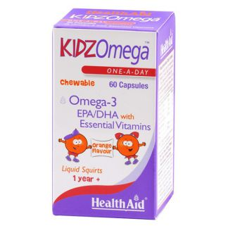 KidzOmega Health Aid - 60 cápsulas