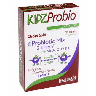 KidzProbio Health Aid - 30 comprimidos