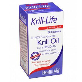Krill-Life Health Aid - 60 cápsulas