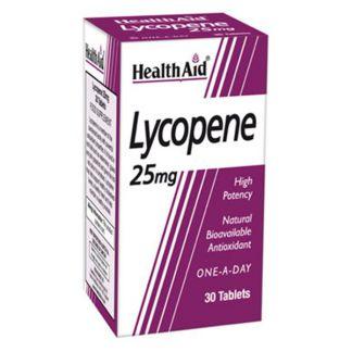 Licopeno Health Aid - 30 comprimidos