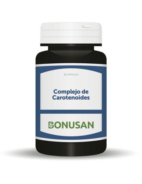 Complejo de Carotenoides Bonusan - 60 cápsulas