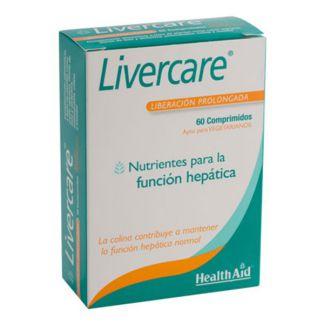 Livercare Health Aid - 60 comprimidos