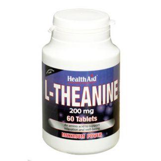 L-Teanina Health Aid - 60 comprimidos