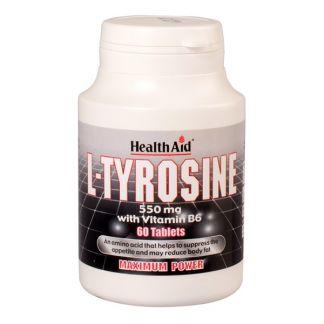 L-Tirosina Health Aid - 60 comprimidos