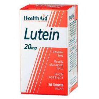 Luteína Health Aid - 30 cápsulas