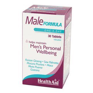 Male Fórmula Health Aid - 30 comprimidos