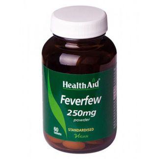 Matricaria (Feverfew) Health Aid - 60 comprimidos