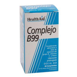 Complejo B99 Health Aid - 60 comprimidos