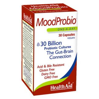 MoodProbio Health Aid - 30 cápsulas