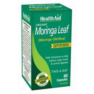 Moringa Health Aid - 60 cápsulas
