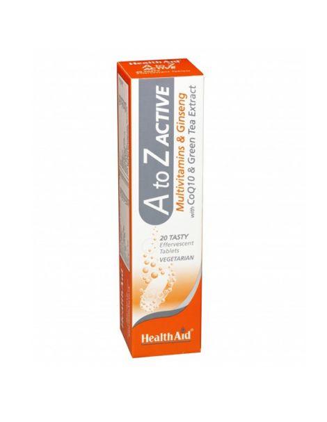 Multi A-Z Active Health Aid - 20 comprimidos
