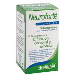 Neuroforte Health Aid - 30 comprimidos