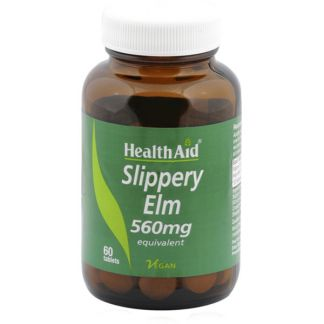 Olmo Americano (Slippery Elm) Health Aid - 60 comprimidos