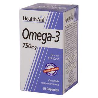 Omega 3 Health Aid - 60 cápsulas