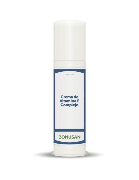 Crema de Vitamina E Complejo Bonusan - 100 ml.