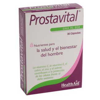 Prostavital Health Aid - 30 cápsulas