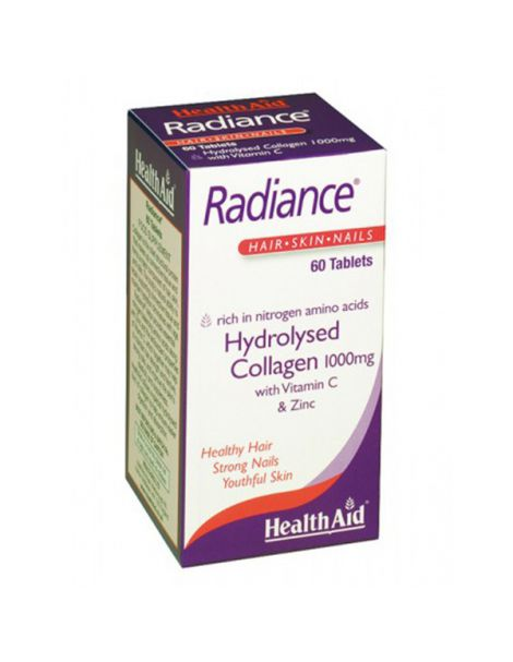 Radiance Health Aid - 60 comprimidos