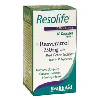 Resolife Health Aid - 60 cápsulas