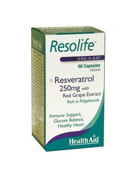 Resolife Health Aid - 60 cápsulas