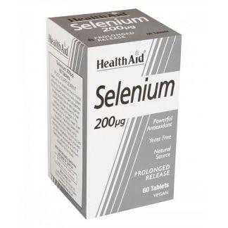 Selenium Health Aid - 60 comprimidos