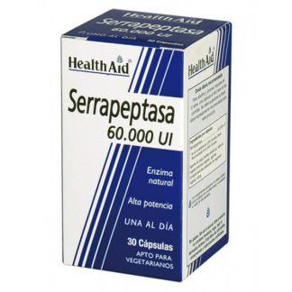 Serrapeptasa Health Aid - 30 cápsulas