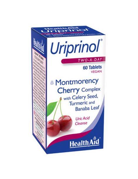 Uriprinol Health Aid - 60 comprimidos