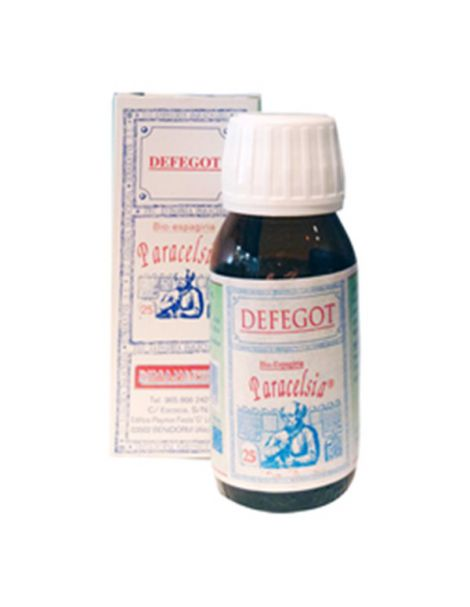 Defegot Paracelsia 25 - 50 ml.