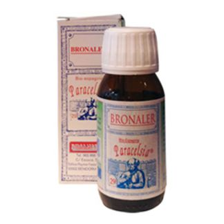 Bronaler Paracelsia 29 - 50 ml.