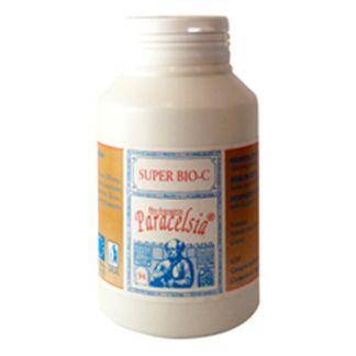 Super Bio C Paracelsia 34 - 120 comprimidos