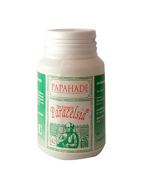 Papahade Paracelsia 42 - 60 comprimidos