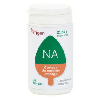 NA Corteza de Naranja Amarga Ifigen - 90 cápsulas