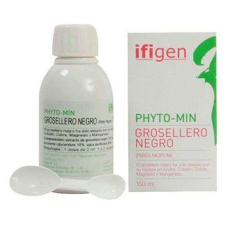 Phyto-Min Grosellero Negro Ifigen - 150 ml.