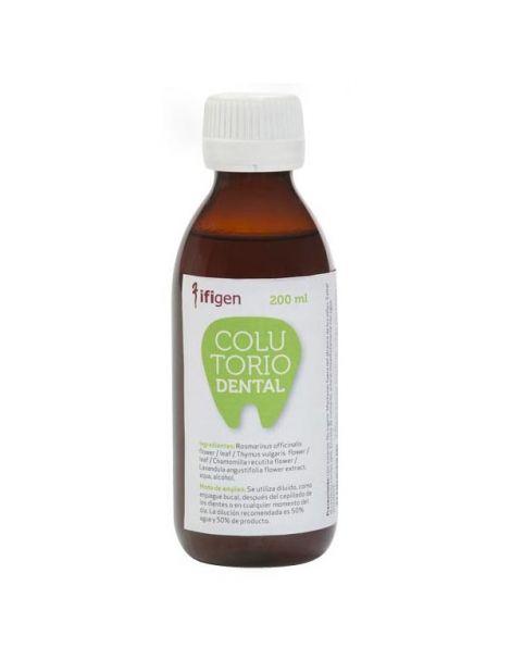Colutorio Dental Ifigen - 200 ml.