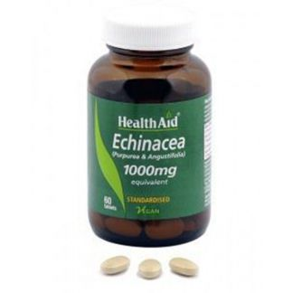 Echinacea Blend Health Aid - 60 comprimidos