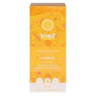 Tinte Rubio Amanecer Miel Khadi - 100 gramos