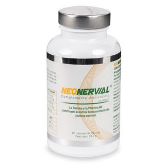 Neonervial Ozolife - 60 cápsulas