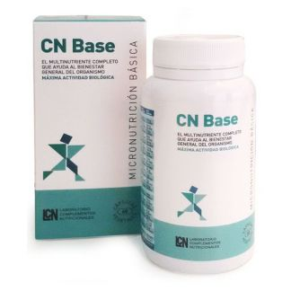 CN Base LCN - 60 cápsulas