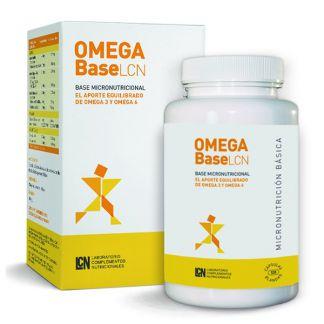 Omega Base LCN - 120 cápsulas