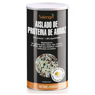 Aislado de Proteína de Arroz Active Foods Salengei - 500 gramos