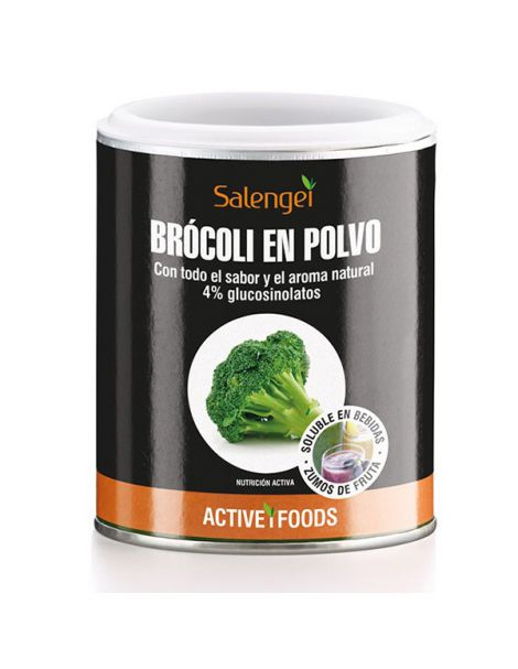 Brócoli Active Foods Salengei - 65 gramos