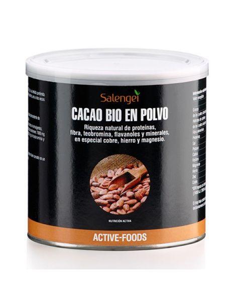 Cacao Bio Active Foods Salengei - 200 gramos