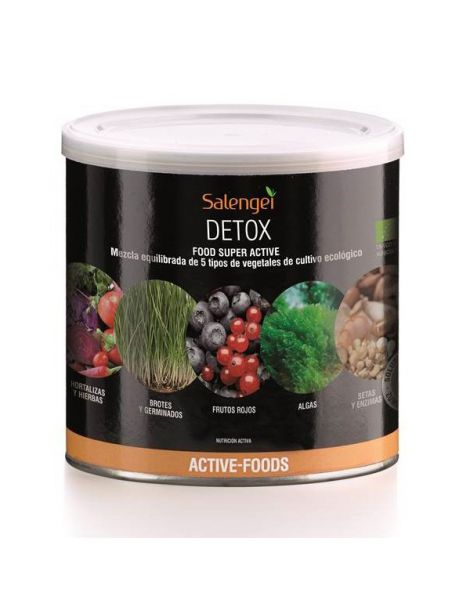 Food Super Active Foods Salengei - 200 gramos