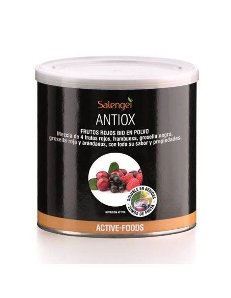Frutos Rojos Active Foods Salengei - 200 gramos