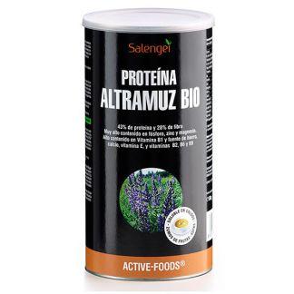 Proteína de Altramuz Bio Active Foods Salengei - 550 gramos